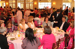 Angels and their nominators are honored at the annual Spring Brunch