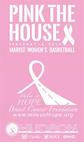 pink the house logo