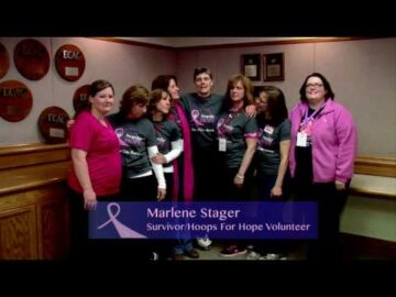 Marlene Stager Survivor HFH Vol